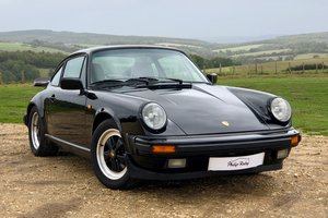 Porsche 911 Carrera 3.2, rebuilt gearbox, superb, 1985 SOLD