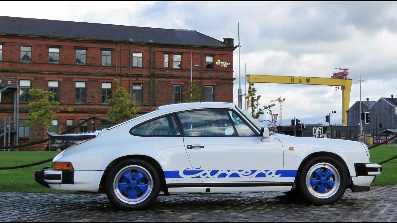 1988 Porsche 911 3.2 Carrera (Sport) For Sale (picture 1 of 6)