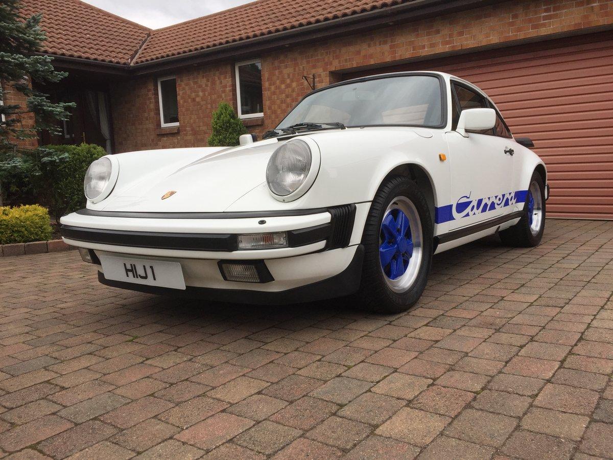 1988 Porsche 911 3.2 Carrera (Sport) For Sale (picture 2 of 6)