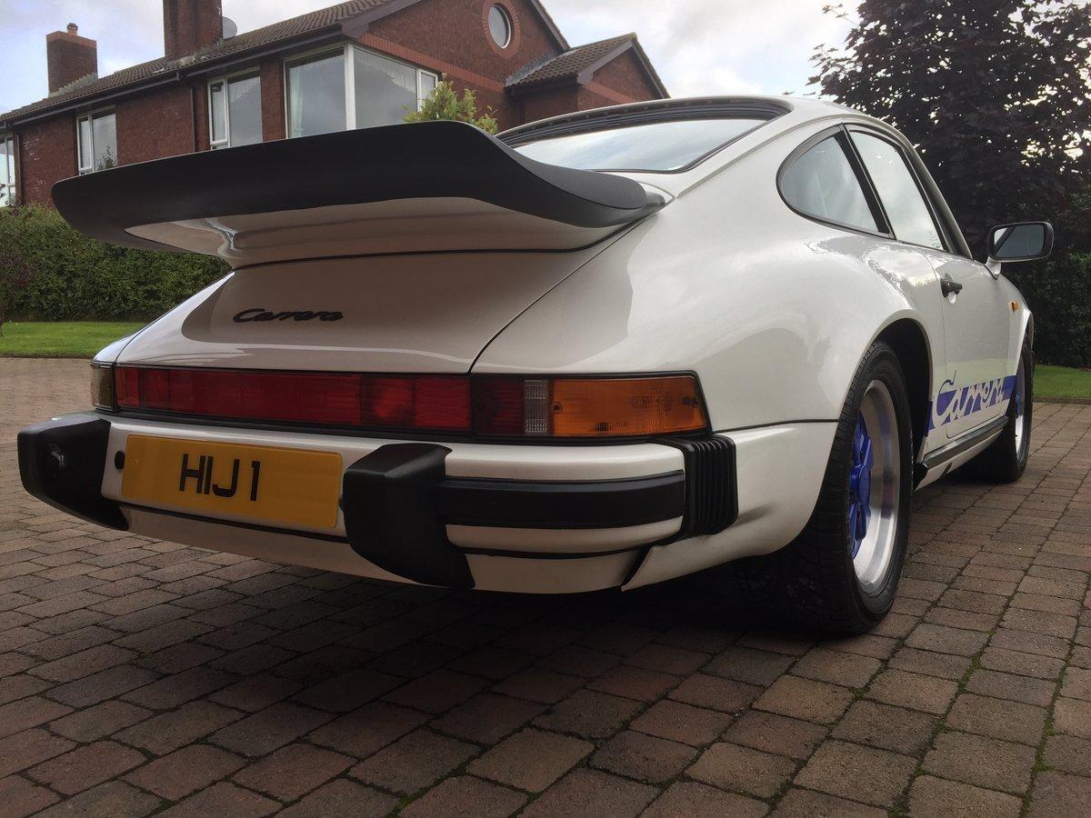 1988 Porsche 911 3.2 Carrera (Sport) For Sale (picture 3 of 6)