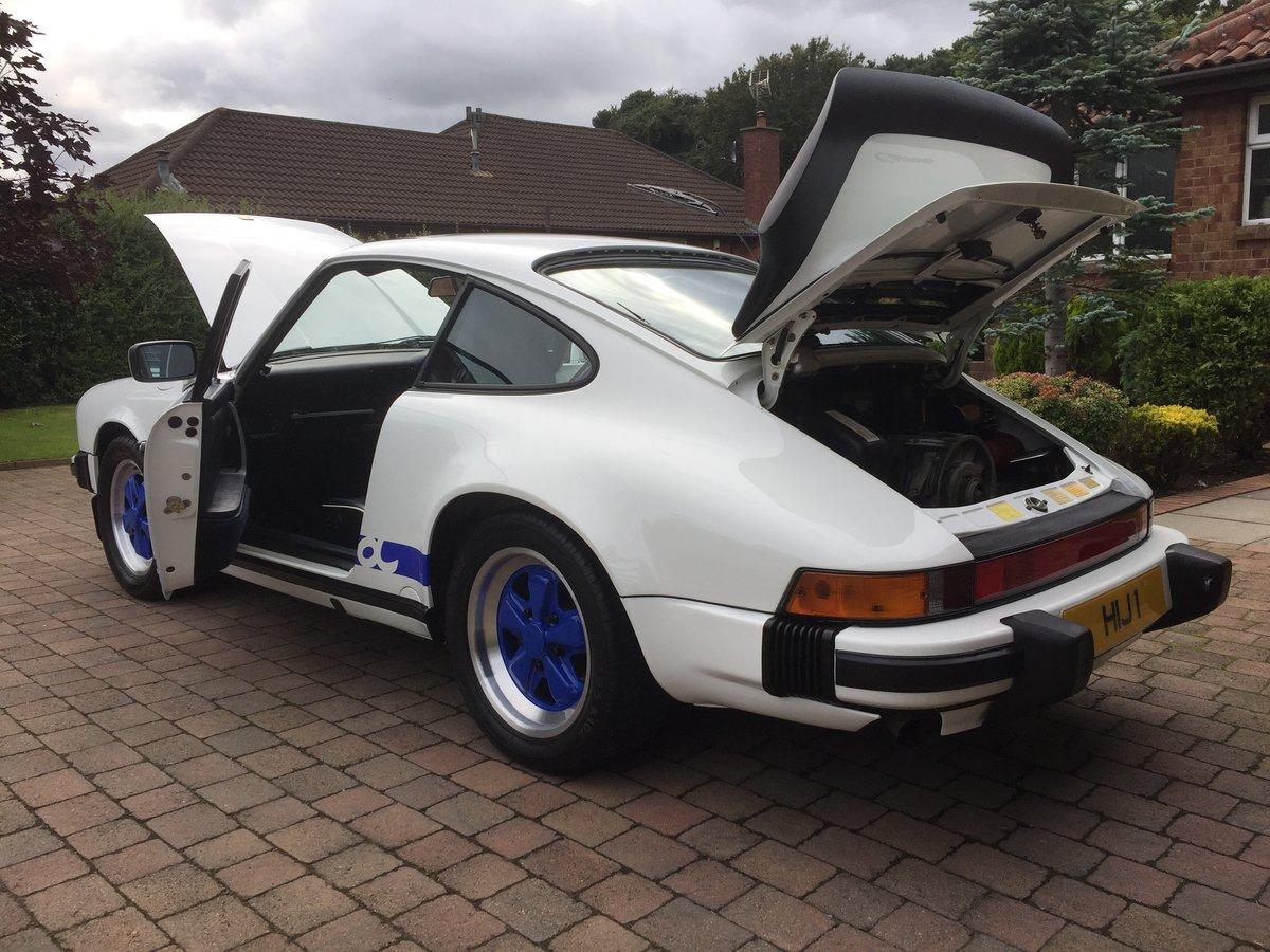 1988 Porsche 911 3.2 Carrera (Sport) For Sale (picture 6 of 6)