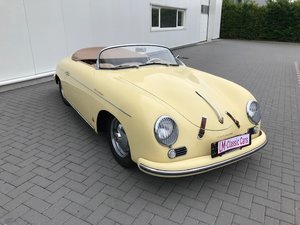 1955 Porsche 356 Speedster For Sale