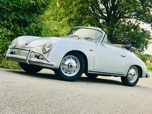 Picture of 1959 Porsche 356 CABRIOLET AT2 1600 SUPER - ASI ORO - FIVA For Sale