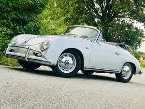 1959 Porsche 356 CABRIOLET AT2 1600 SUPER - ASI ORO - FIVA For Sale