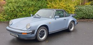 **NOVEMBER AUCTION** 1982 Porsche 911 TARGA For Sale by Auction