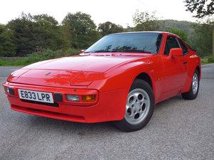 1987 Porsche 944 Coupe For Sale by Auction