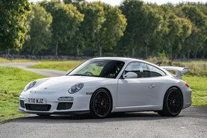 Porsche 911 (997.2) GT3 Clubsport 2010 SOLD