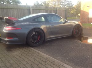 2015 PORSCHE 991 GT3  LHD For Sale