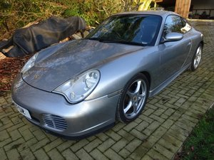 2004 Porsche 996 40th Anniversary model For Sale