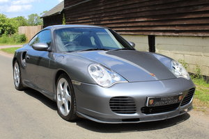 2001 Porsche 911 996 Turbo Manual - £20k Spent