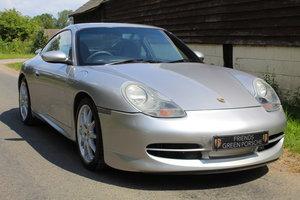1998 Porsche 911 996 Carrera Manual - GT3 Aero Kit