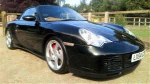 2004 Porsche 911 (996) Carrera 4S Convertible