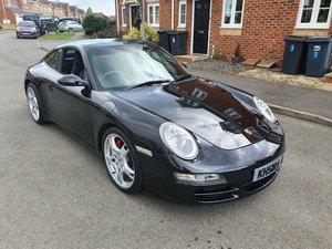 2005 Porsche 911 997 3.8S 71k with FSH