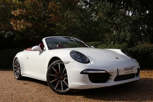 2013 PORSCHE CARRERA 4S PDK CONVERTIBLE For Sale