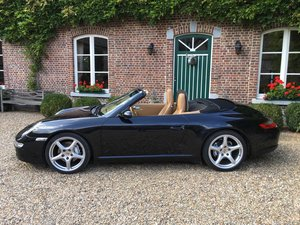 Picture of 2005 Porsche 997 Carrera Cabrio SOLD