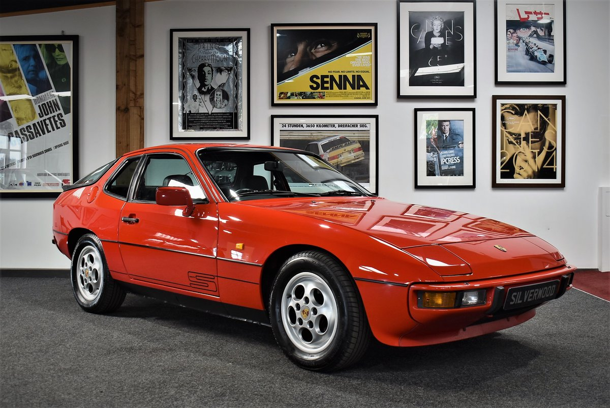 1987 Porsche 924 'S' Full History With A/C For Sale (picture 2 of 6)