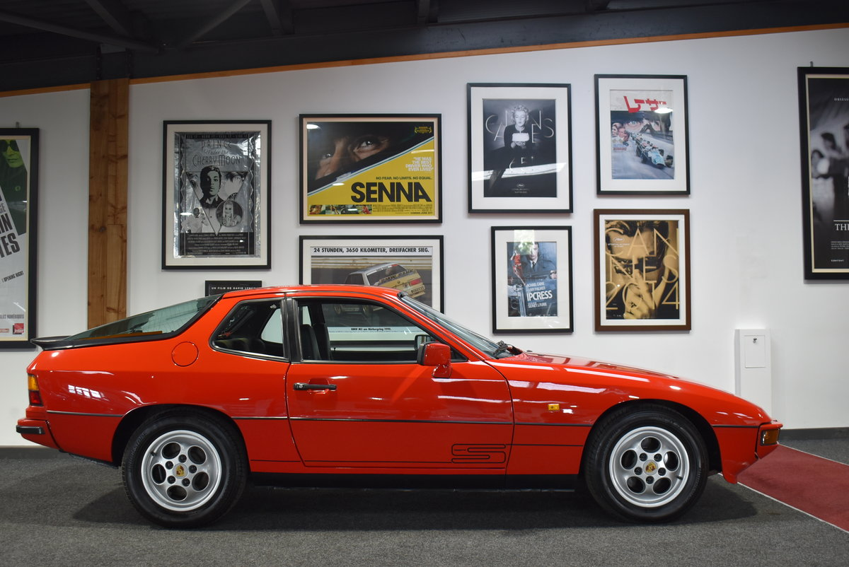 1987 Porsche 924 'S' Full History With A/C For Sale (picture 3 of 6)