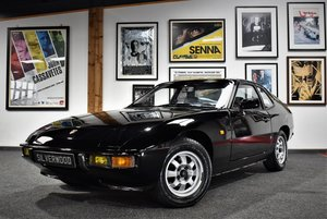 1983 Porsche 924 Zero Options Non Lux ! For Sale