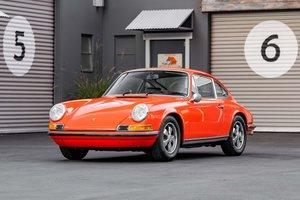 1969 Porsche 911 E Coupe Engine built 2.2L S Spec Restored