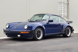 1976 Porsche 911 Turbo Carrera 3.0 clean Blue(~)Grey $179.9k
