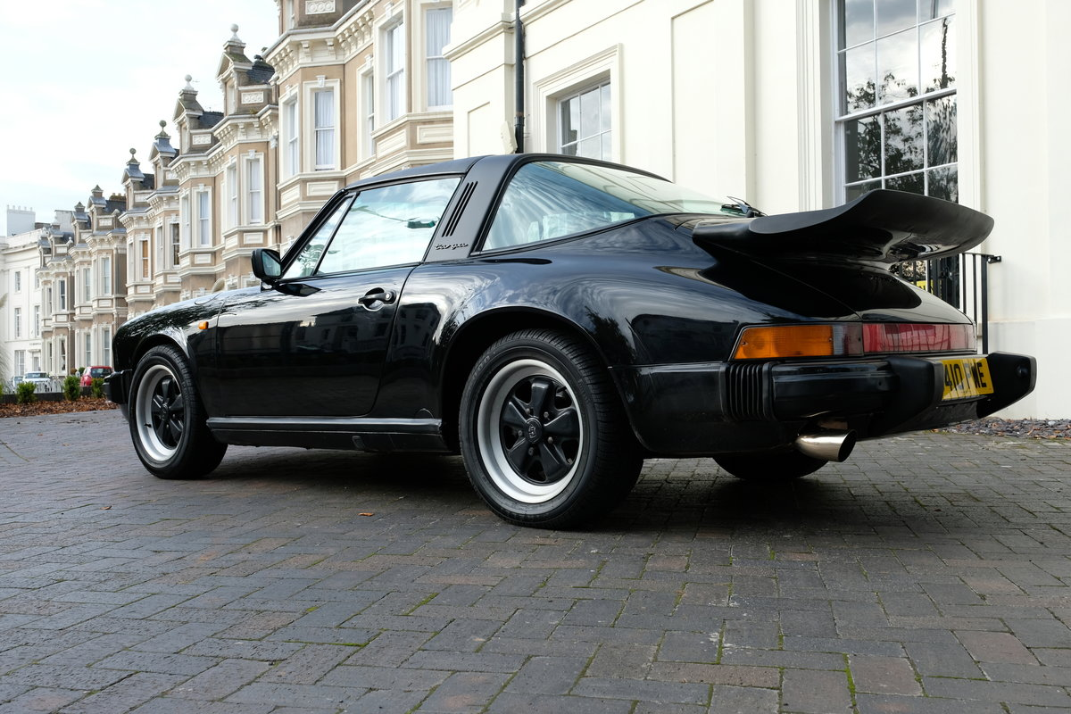 1987 Porsche 3.2 Targa G50 Carrera, Rebuilt engine  For Sale (picture 1 of 6)