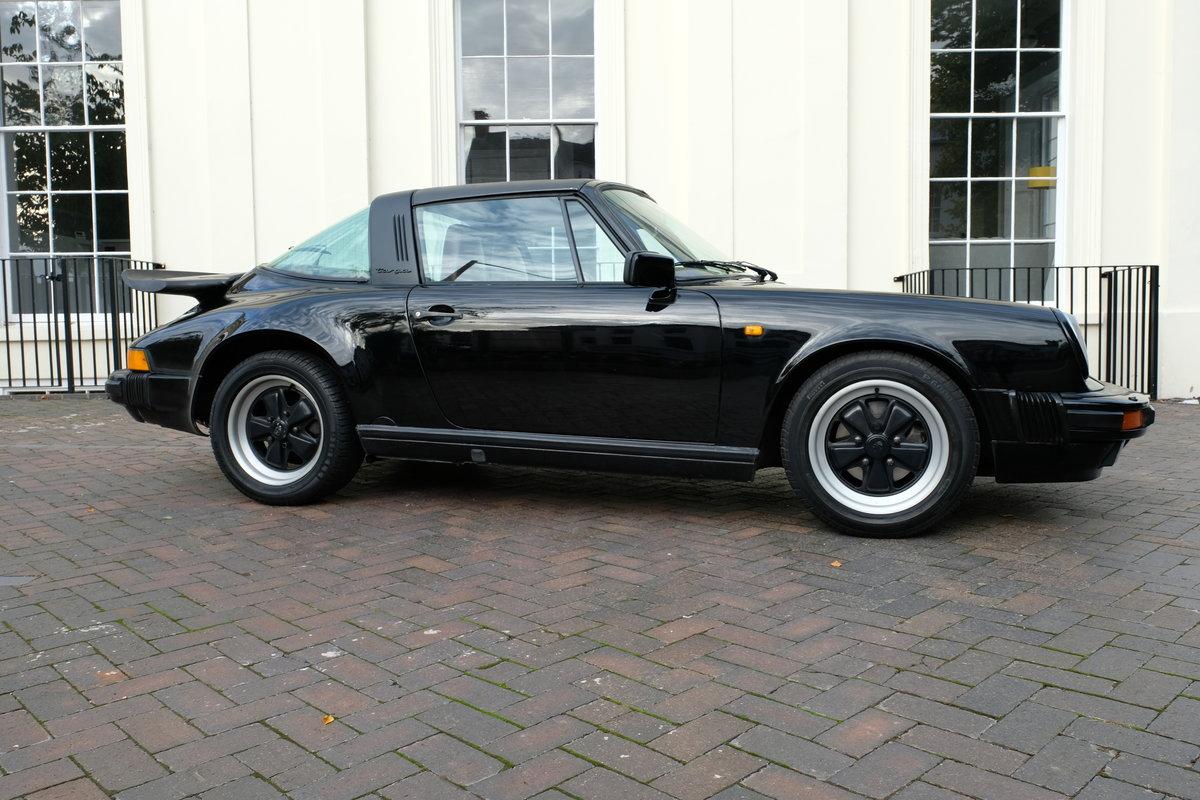 1987 Porsche 3.2 Targa G50 Carrera, Rebuilt engine  For Sale (picture 2 of 6)