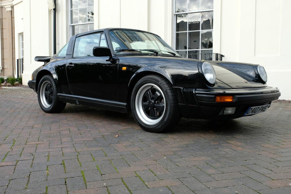 1987 Porsche 3.2 Targa G50 Carrera, Rebuilt engine  For Sale (picture 3 of 6)