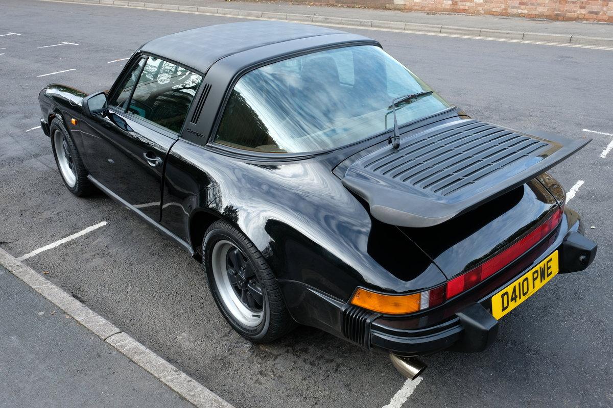 1987 Porsche 3.2 Targa G50 Carrera, Rebuilt engine  For Sale (picture 5 of 6)