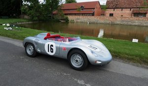 1969 VW Porsche Type 718 RSK Spider 'Recreation'