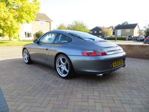 2003 Porsche 911 (996) Carrera 2 with full history For Sale