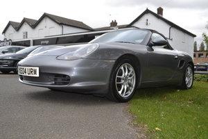 2004 Porsche Boxster 2.7 S Tip