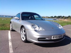2003 Porsche 911 996 Targa Manual  For Sale