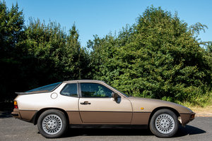 1982 PORSCHE 924 TURBO Series 2 177 bhp- fully restored