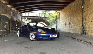 1999 Porsche Boxster 2.5