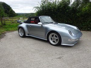 1991 Porsche 964 C4 with Gunnar racing body and 993 engine For Sale