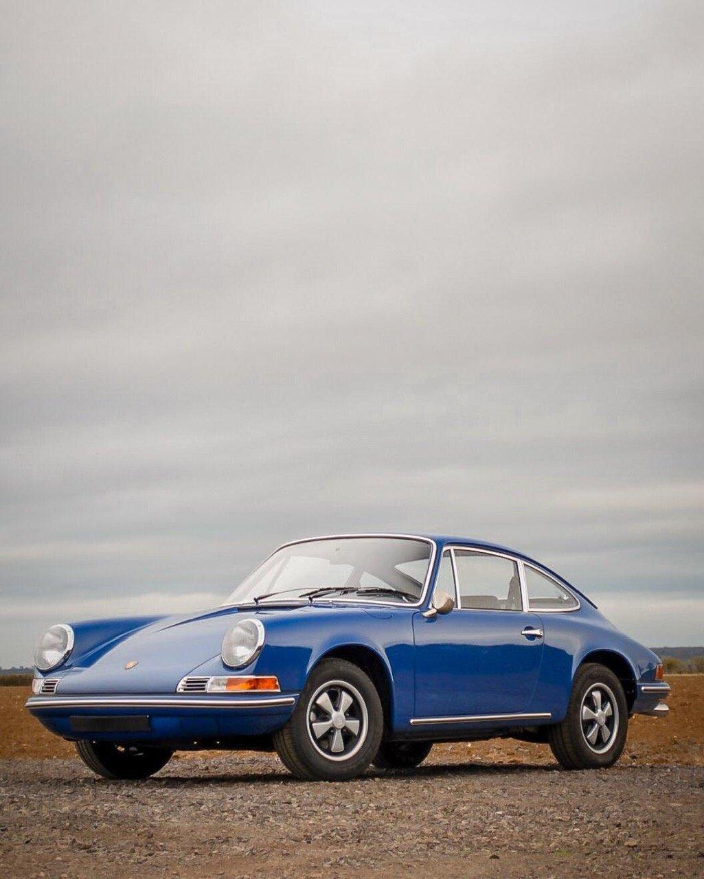 1969 Porsche 911 T. Concourse For Sale (picture 4 of 6)