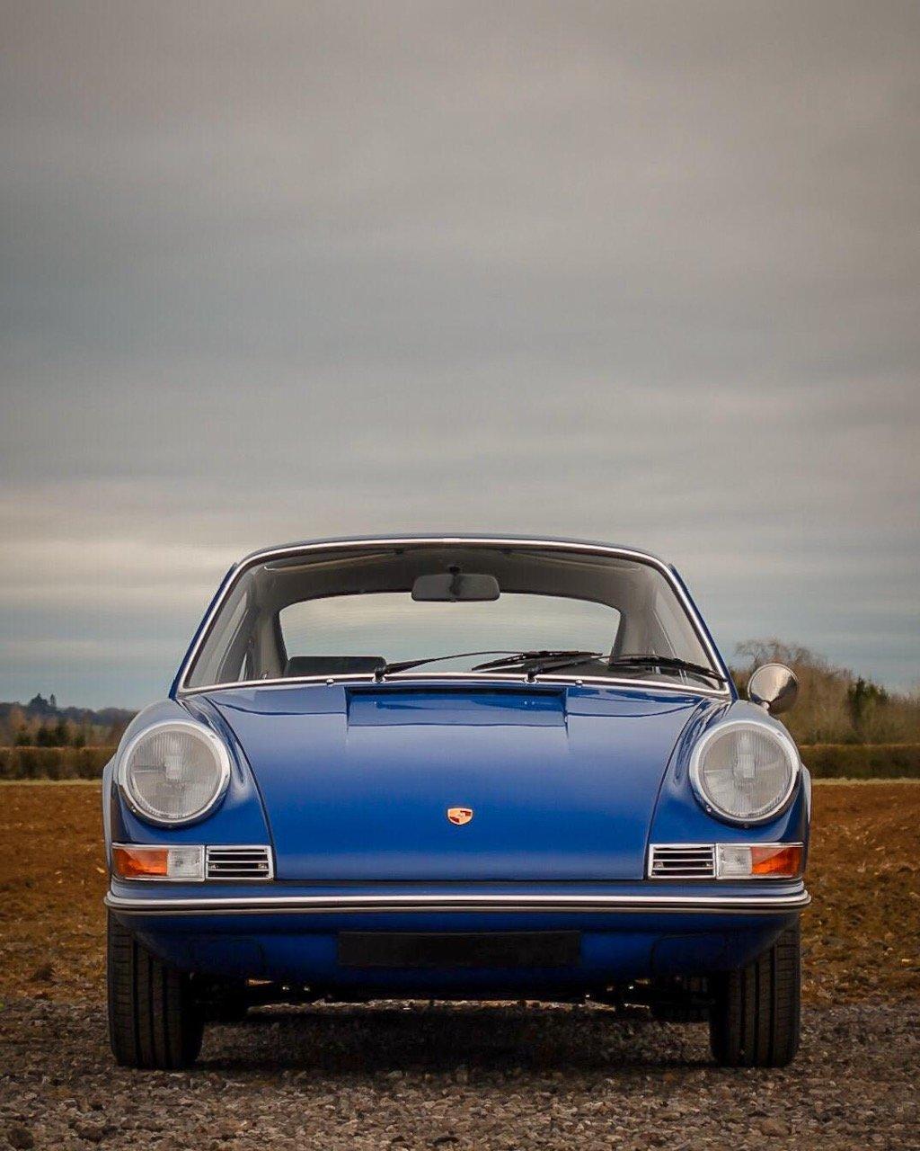 1969 Porsche 911 T. Concourse For Sale (picture 5 of 6)