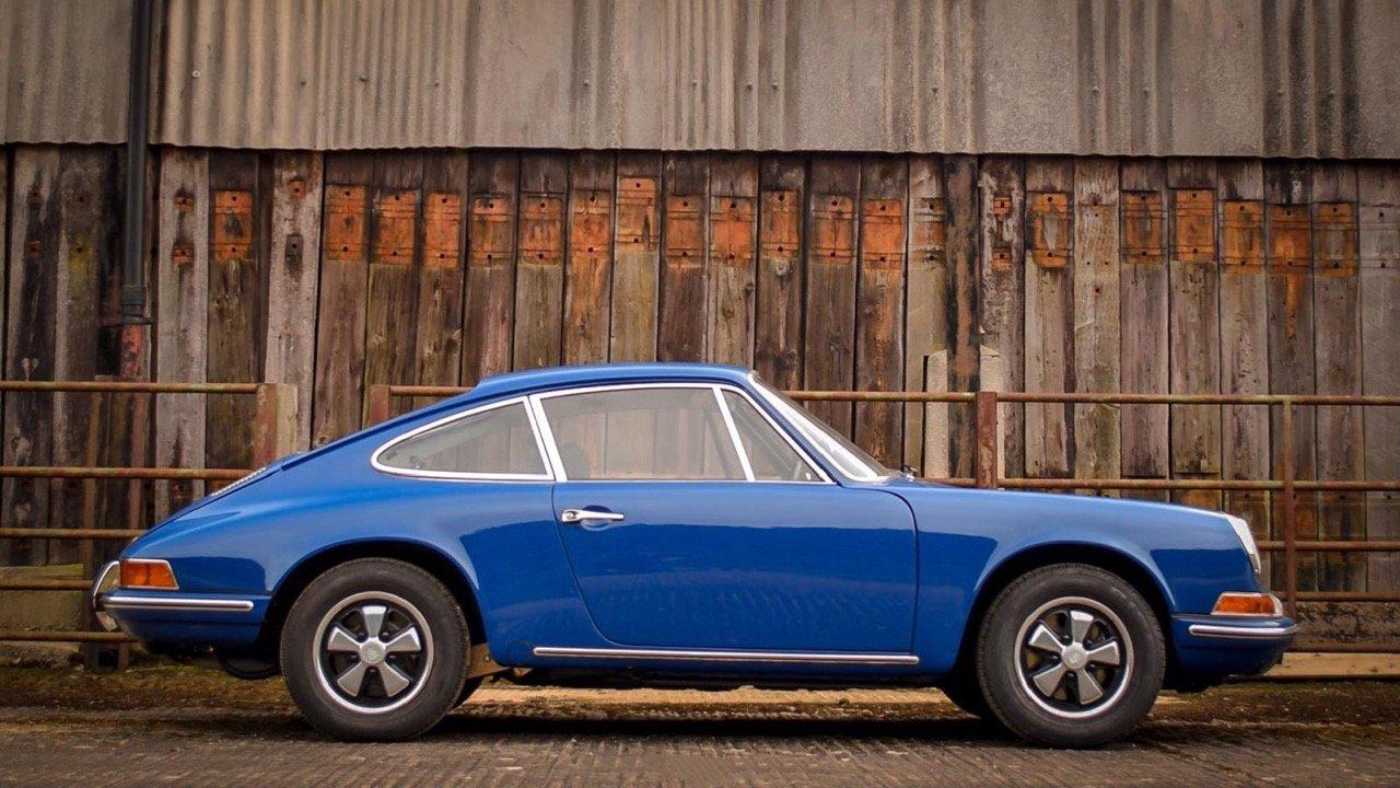 1969 Porsche 911 T. Concourse For Sale (picture 6 of 6)