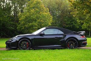 2016 Huge Spec - Porsche 911 (991) Turbo Cab-Sports Chrono+BOSE For Sale