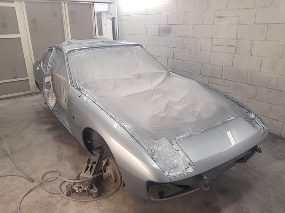 1983 Classic Porsche 924 - Recent Restoration Work For Sale (picture 5 of 6)