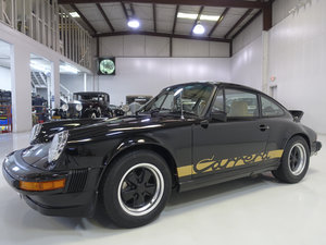 1974 Porsche 911 Carrera Sunroof Coupe