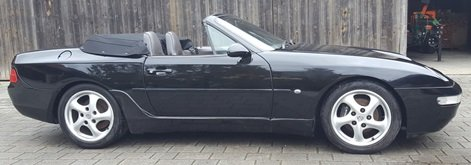 1993 968 6 spd man. RHD orig. UK spec, new softtop, etc For Sale (picture 2 of 5)