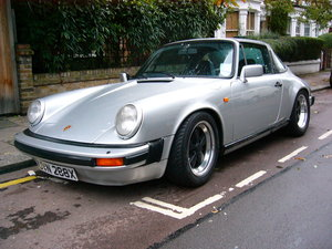 1982 911SC TARGA RHD For Sale