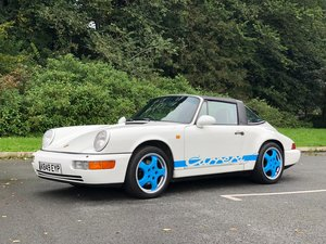 1992 Porsche 911 964, Carrera 4 Targa For Sale