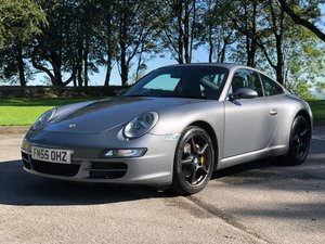 2005 Porsche 911 997 C2 Coupe Tiptronic