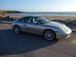 1999 Porsche 911 carrera 4 manual swap p/ex For Sale