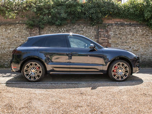 2018 Porsche    Macan Turbo Performance Edition For Sale