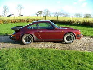 1983 Porsche 911 SC, engine and gearbox rebuilt.