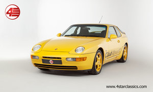 1994 Porsche 968 Club Sport /// UK RHD /// 83k Miles For Sale