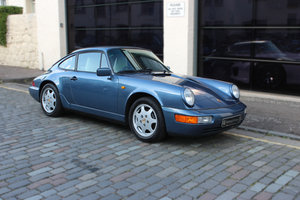 1990 Porsche 911 3.6 964 Carrera 2 2dr VERY LOW MILES AND OWNERS For Sale